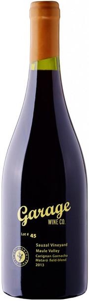 Garage Wine Co., Carignan Garnacha Mataro